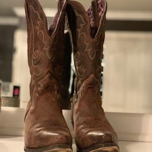 Laredo Cowboy / Cowgirl Boots Size 8 1/2 M